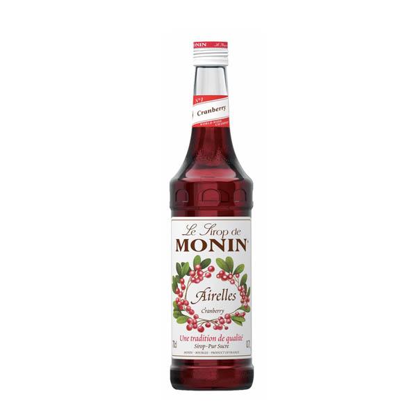 Sciroppo alla frutta - Cranberry - Gardagel