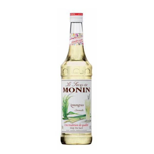 Sciroppo aromatizzato - Lemongrass - Gardagel