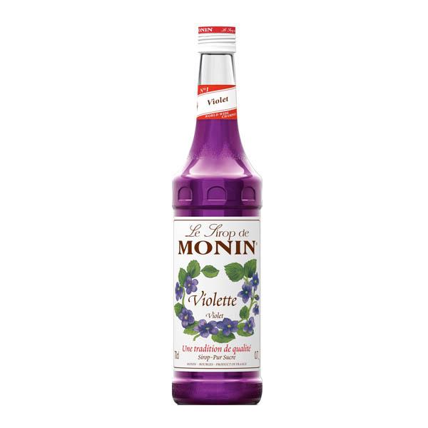 Sciroppo ai fiori - Violetta - Gardagel
