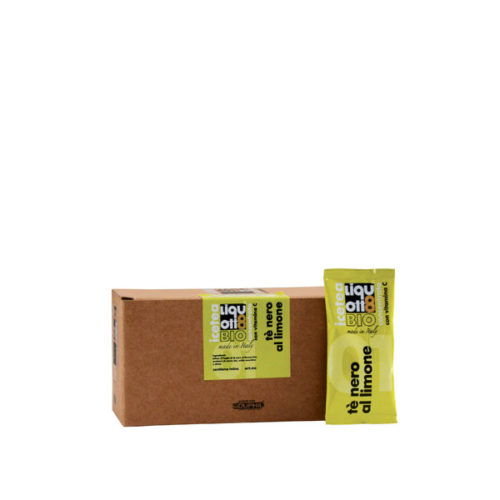 Tè nero al limone - Gardagel
