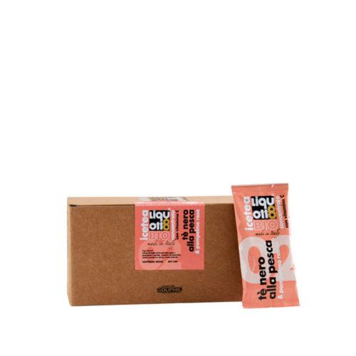 Tè nero pesca e pompelmo rosa - Gardagel