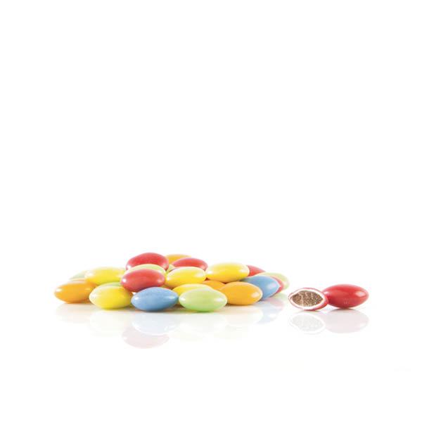 Bottoncini colorati - granelle - Gardagel