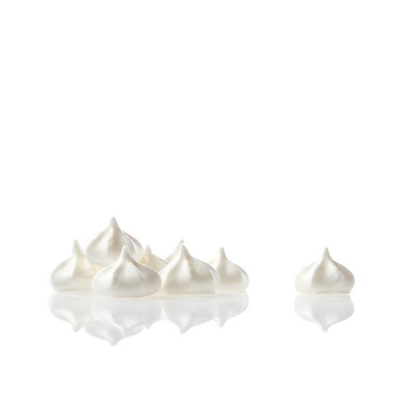 Meringhette bianche - piccole - granelle - Gardagel