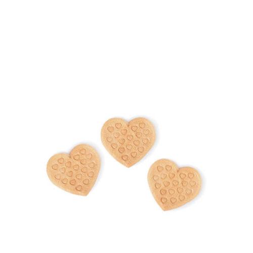 Amorino - vaniglia - cialde - cuore - Gardagel