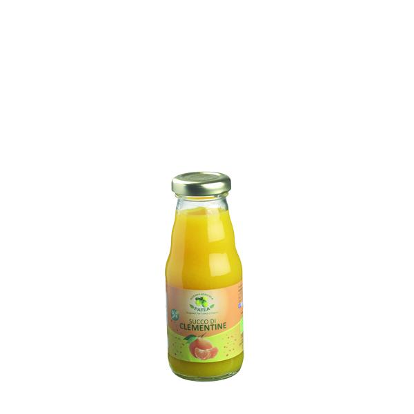 Succo di Clementine BIO - Gardagel
