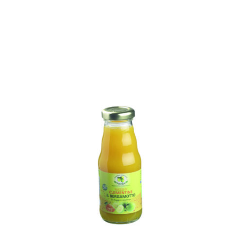 Succo di clementine e bergamotto BIO - Gardagel