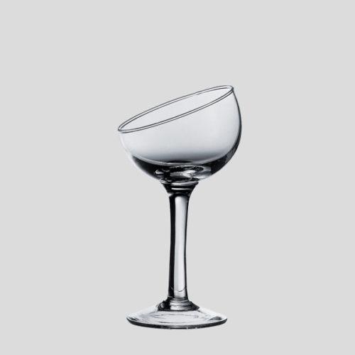 Coppa Poltrona grande - coppa per gelato in vetro - Gardagel