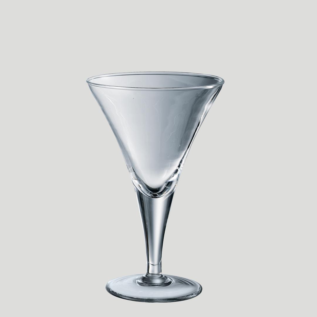 Leo Medio - Coppa per gelato in vetro - Gardagel