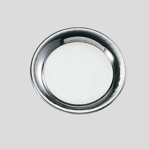Sottocoppa sottobicchiere in acciaio - Gardagel