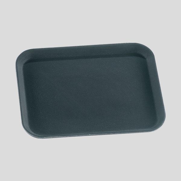 Vassoio griptite - vassoio rettangolare nero per bar - Gardagel