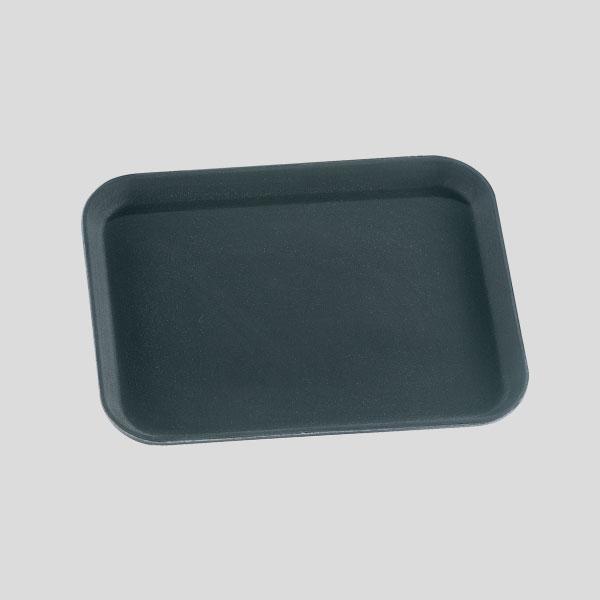 Vassoio griptite - vassoio nero rettangolare per bar - Gardagel