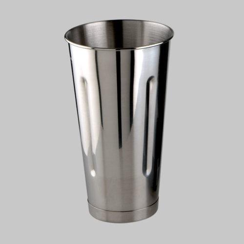 Bicchiere in acciaio per drink mixer - accessori per bar - Gardagel