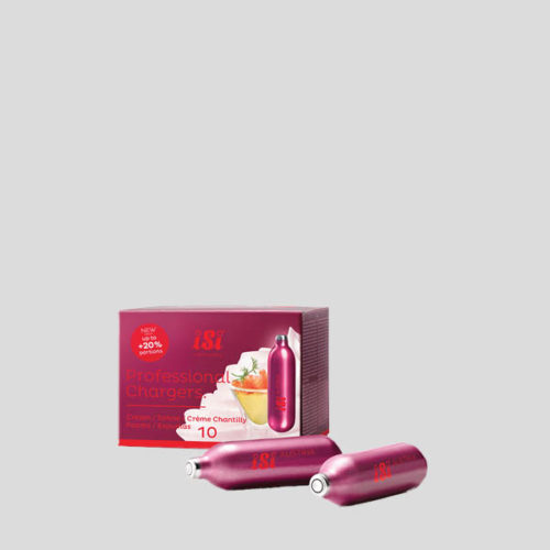 Ricariche sifone panna - ricariche sifone panna montata - accessori bar caffetterie - Gardagel