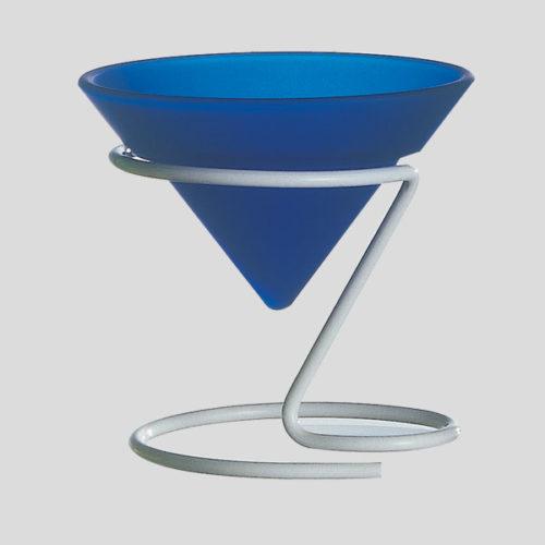 Coppa per gelato in vetro satinato - Gardagel