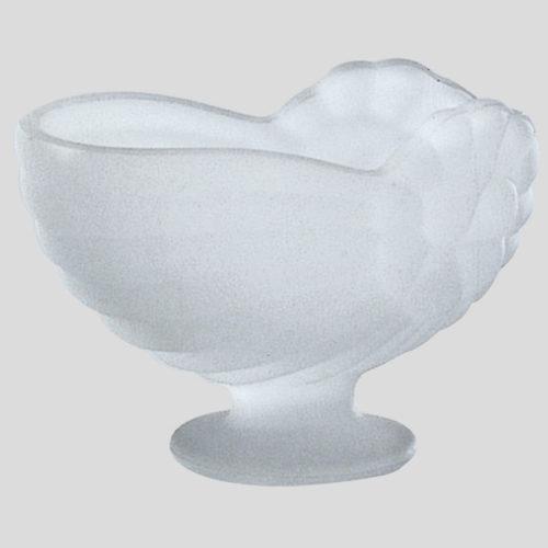 Eco del mare - coppa in vetro satinato - Gardagel