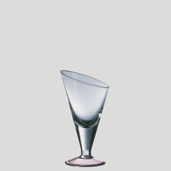 Edelweiss fischio medio - Coppe per gelato in vetro - Gardagel