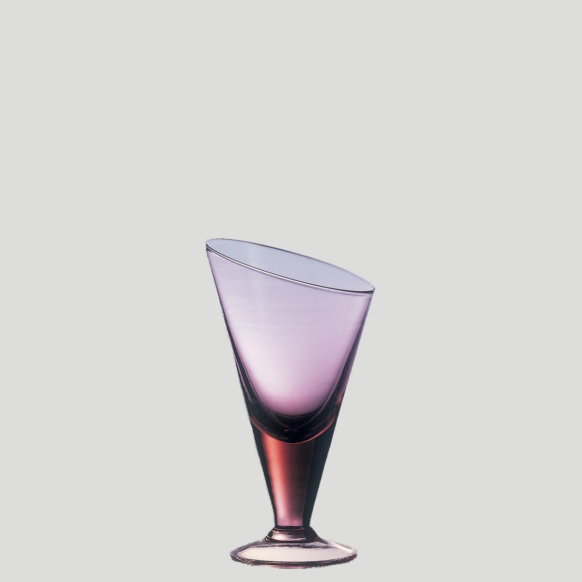 Edelweiss fischio medio - Coppa per gelato in vetro - Gardagel