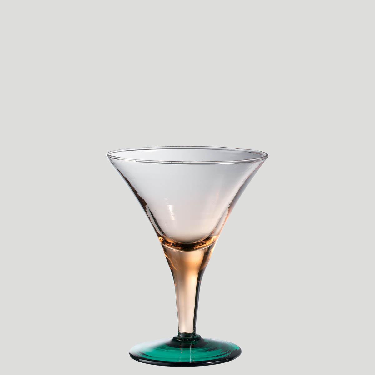 Leo grande - Coppa per gelato in vetro - Gardagel