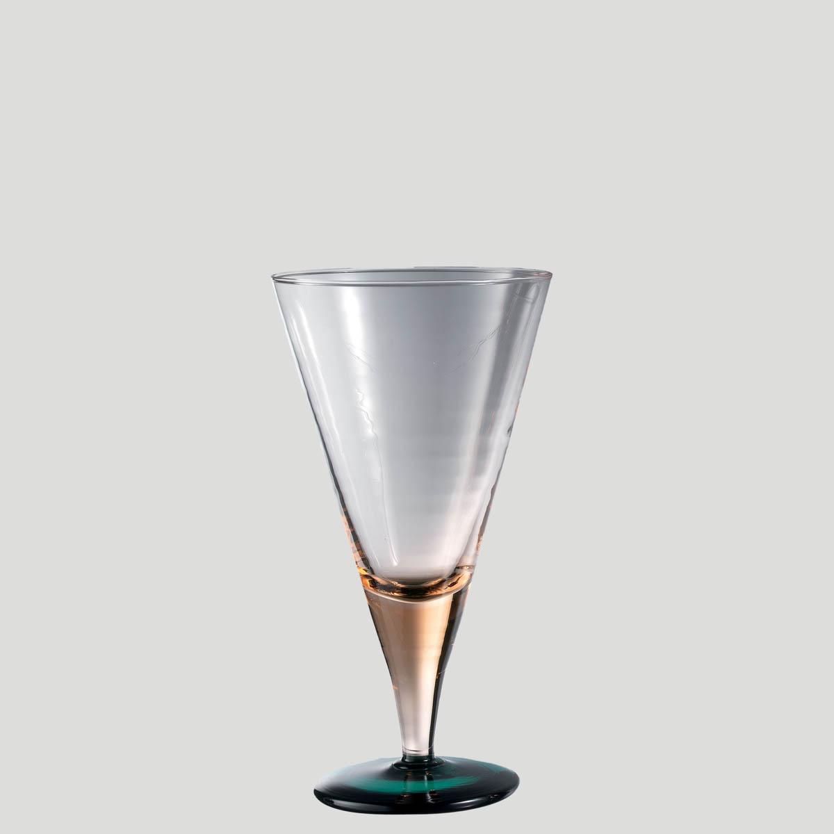 Vela Grande - Coppa per gelato in vetro - Gardagel