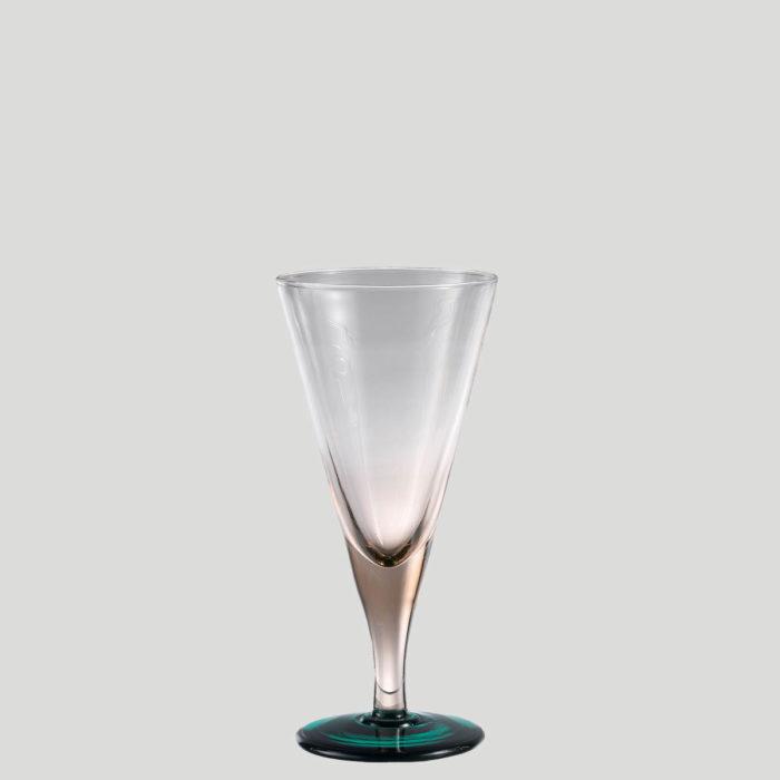 Vela medio - coppa per gelato in vetro - Gardagel