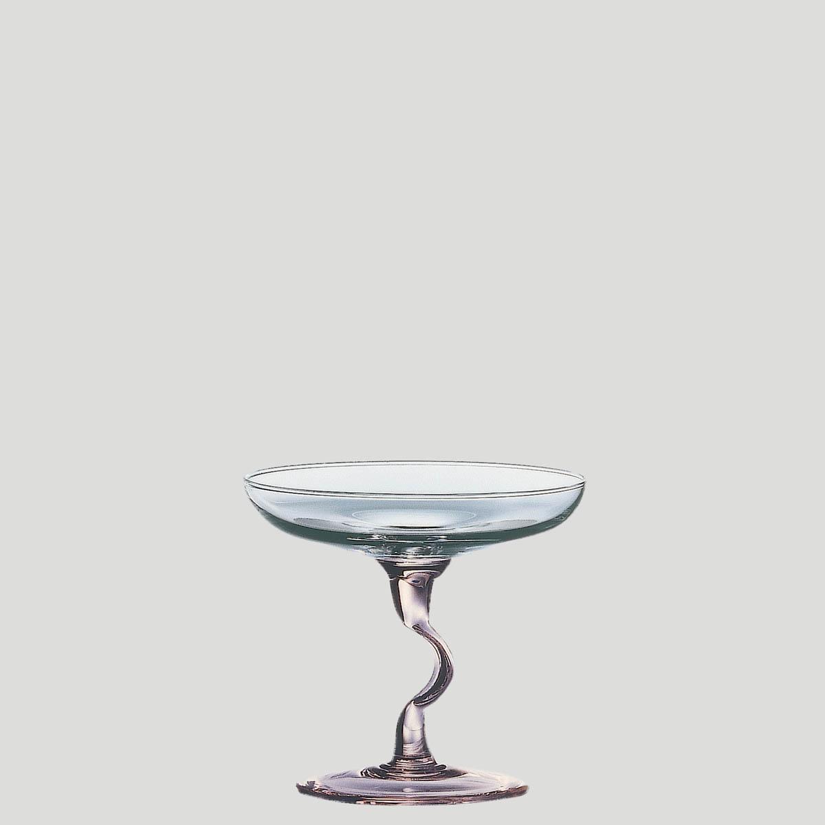Tea media - Coppa per gelato in vetro - Gardagel