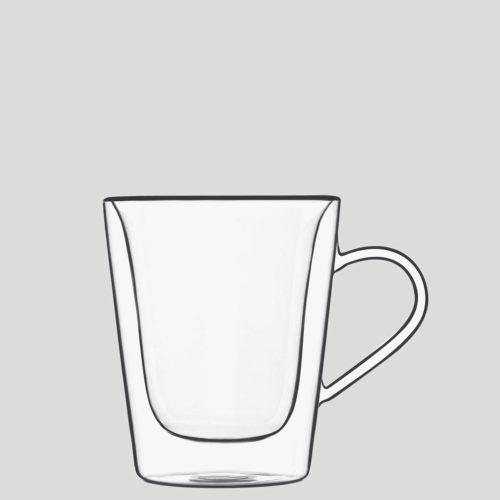 Tazza caffè cioccolata termica - tazza caffetteria termica - Gardagel