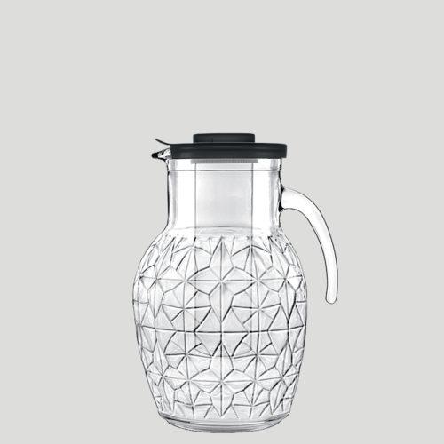 Caraffa prezioso - caraffa in vetro - Gardagel
