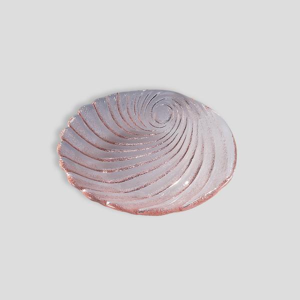 Piattino spirale - piatto per gelato - Gardagel