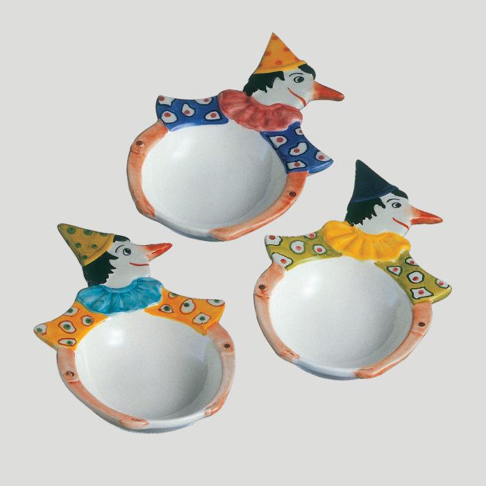 Pinocchio - coppa in porcellana per bambini - Gardagel