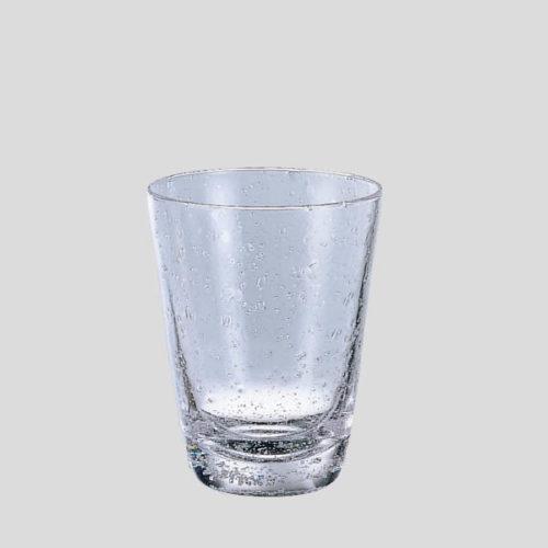 Bicchiere bolle basso - bicchiere in vetro soffiato drink - Gardagel