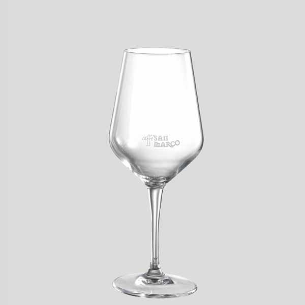 Bicchiere tecnico degustazione - bicchiere personalizzabile con logo e tacca - Gardagel