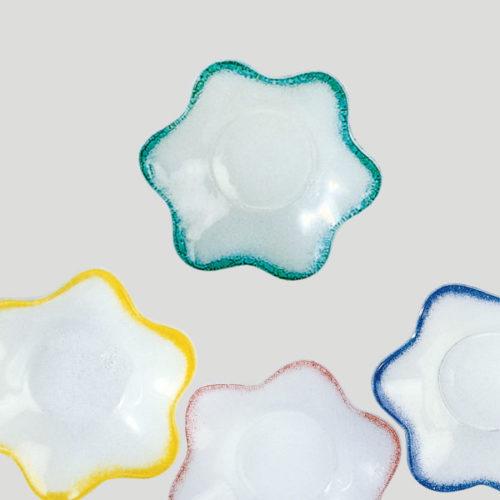 Petalo piccolo - coppetta per gelato in vetro - Gardagel
