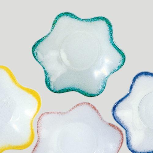Petalo Grande - coppetta per gelato in vetro - Gardagel