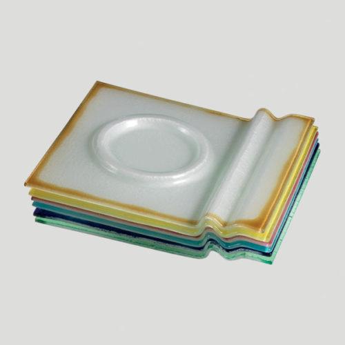Piastrella - piastrella in vetro - Gardagel