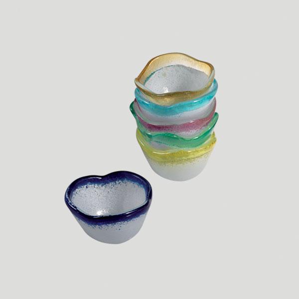 Ciotola piccola - coppetta per gelato in vetro - Gardagel