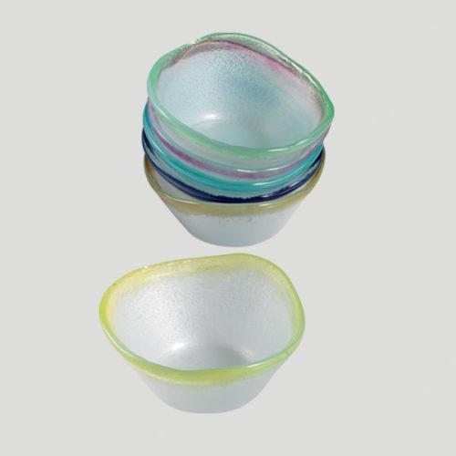 Ciotola grande - Coppetta per gelato e snack in vetro - Gardagel