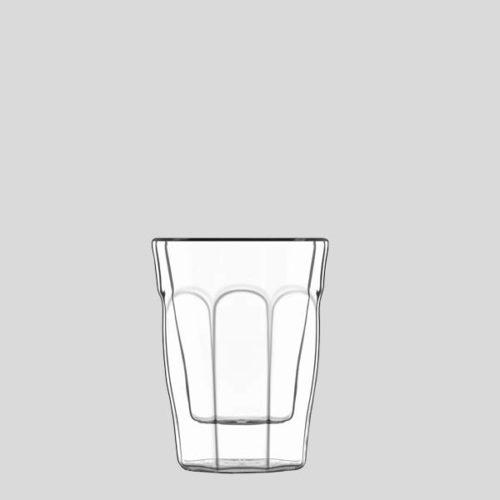 Bicchiere termico piccolo - bicchierino termico in vetro per liquori - Gardagel
