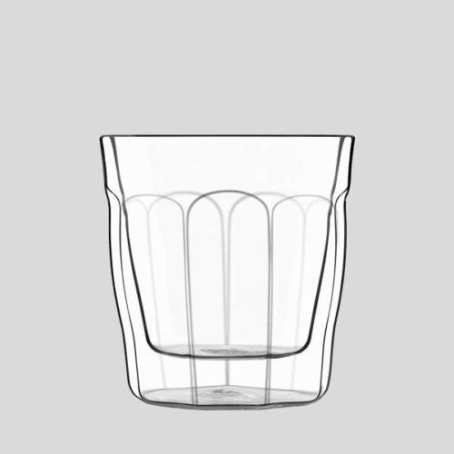 Bicchiere medio termico - bicchiere in vetro termico cocktail - Gardagel