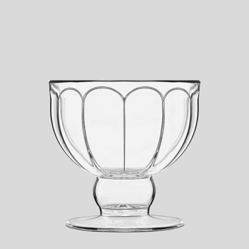 Coppa gelato termica - coppa in vetro termica per gelato - Gardagel