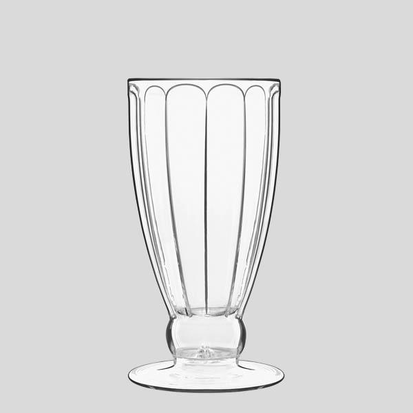 Bicchiere Frappè termico - bicchiere in vetro termico frappè - Gardagel