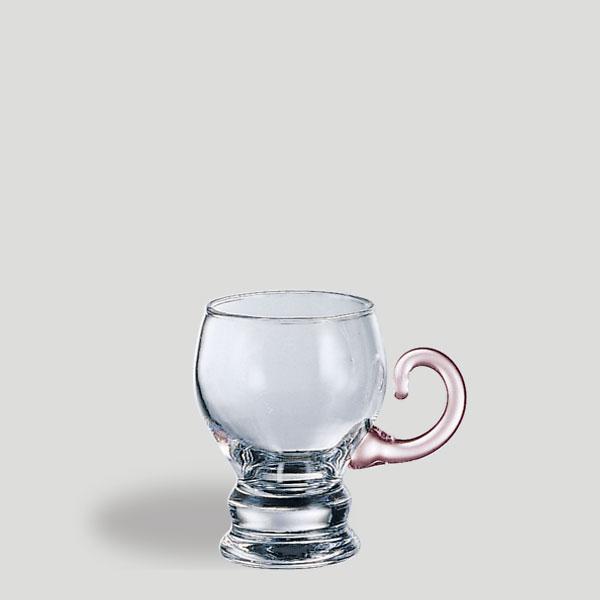 Tazzina marte piccola - tazzina in vetro per caffè - Gardagel