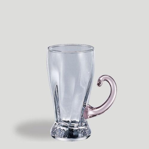 Mug Marte piccolo - tazza mug in vetro - Gardagel