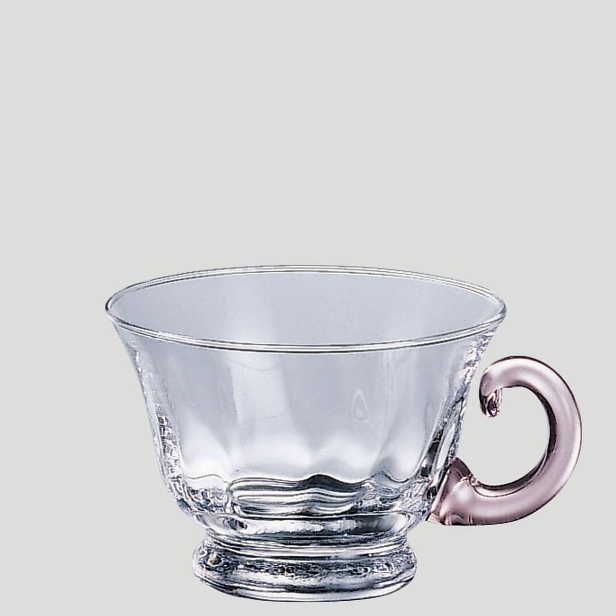 Tazza marte larga - tazza in vetro tè - Gardagel