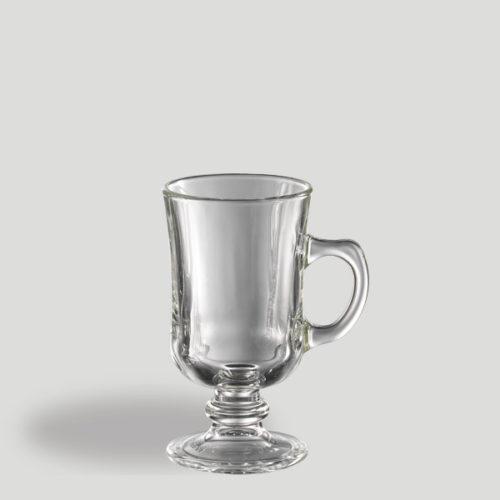 Tazza Mini Bill - tazza in vetro caffetteria - Gardagel