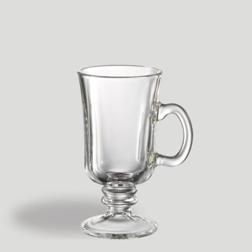 Tazza Bill - tazza in vetro bill per caffè tisane tè cioccolate - Gardagel