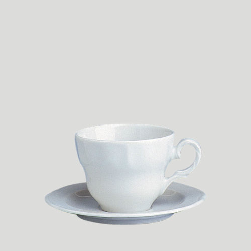 Tazza cappuccino vienna - tazza in porcellana per cappuccino - Gardagel