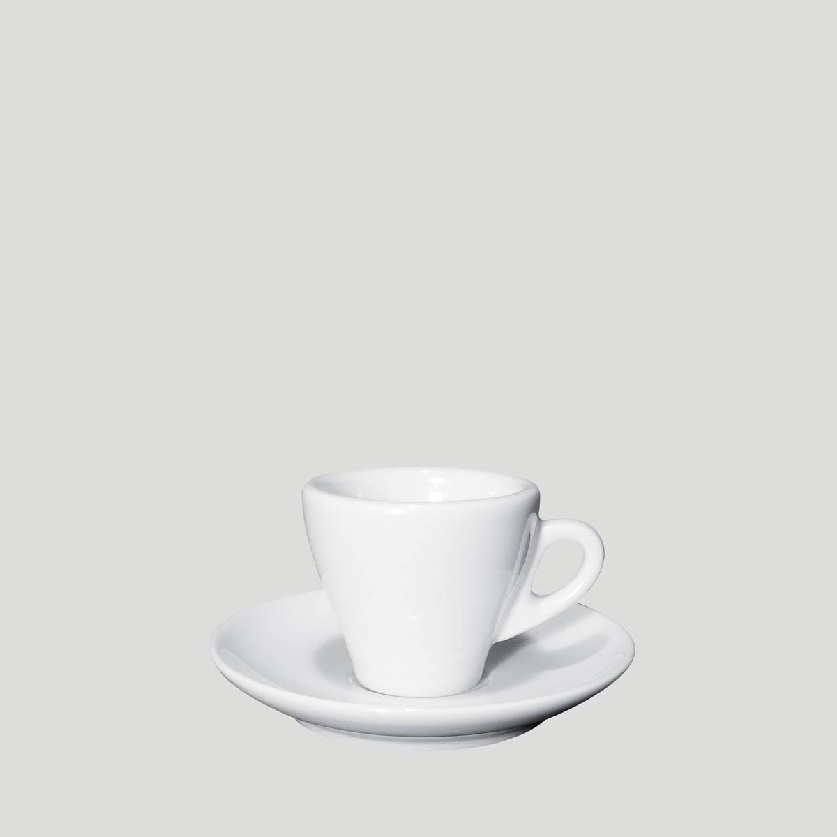 Tazza Espresso Torino - tazza in porcellana per espresso - Gardagel
