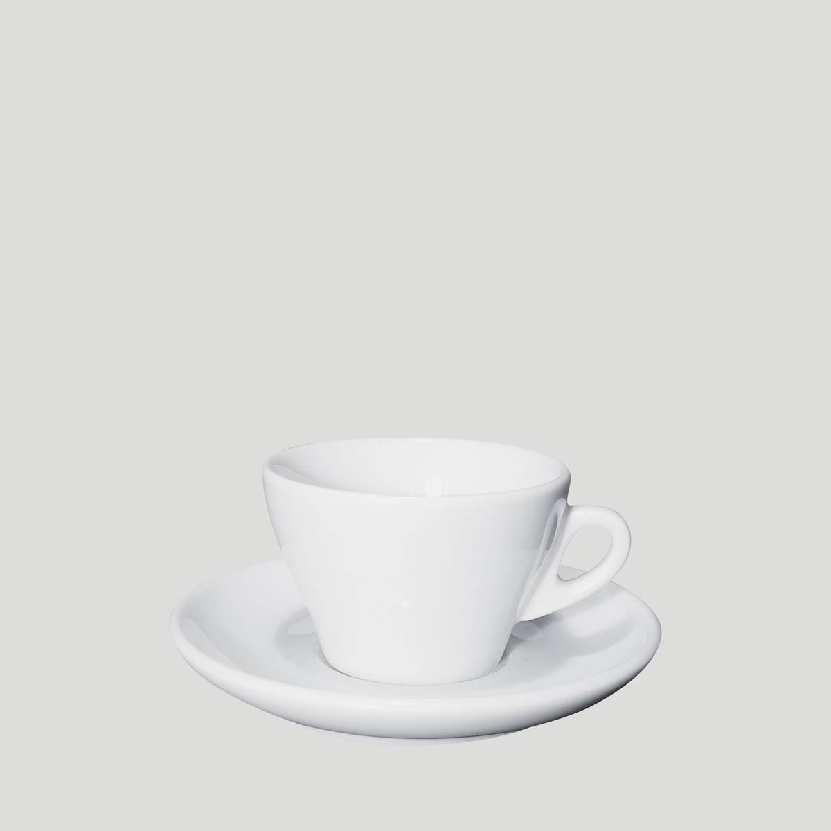 Tazza Cappuccino reale - tazza in porcellana per cappuccino - Gardagel