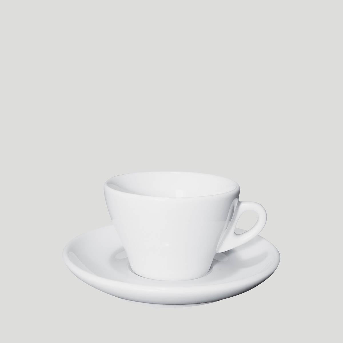 Tazza cioccolata Torino - tazza in porcellana per cioccolata - Gardagel