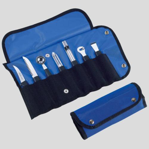Set da banco accessori con custodia - set accessori da bar - Gardagel